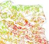 Postęp suszy na nowych mapach IGiK-u