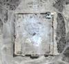 Zdjęcia satelitarne potwierdzają zniszczenie antycznej świątyni