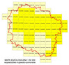 Pełne pokrycie województwa kujawsko-pomorskiego mapami tematycznymi