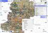 Mapa wypadków z udziałem pieszych w ORSIP