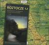 Roztocze na mapie turystyczno-przyrodniczej