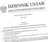 Nowelizacja ustawy o IIP opublikowana