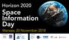 Zaproszenie na Dzień Informacyjny H2020: Przestrzeń kosmiczna