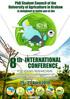 Zaproszenie na Międzynarodową Konferencję Młodych Naukowców