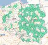 Już połowa powiatów korzysta z komunikacji EGiB-EKW
