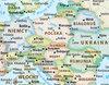 Mapa świata Equal Earth również po polsku