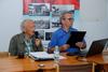 Spotkanie z geodetą seniorem z historią w tle