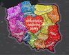 Mapy na 28. finał WOŚP