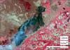 Pożar biebrzańskich bagien okiem satelity PlanetScope Dove