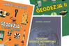 Różne oblicza geodezji w trzech podręcznikach