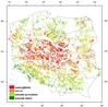IGiK: susza w środkowym pasie Polski