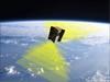 Wystartował HARP, czyli tęczowy satelita