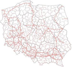 Gaz-System zamawia fotogrametryczne dane dla gazociągów <br /> Gazociągi Gaz-Systemu