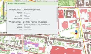 Z cyfrową mapą na wybory <br /> SIP Lublina