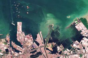 Kosmiczne badania rynkowe <br /> Fragment powyższego zdjęcia (fot. ESA)
