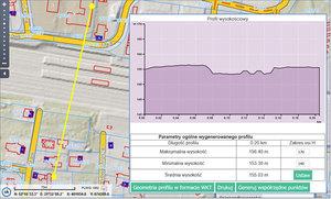GUGiK nagradza aplikacje wykorzystujące jego usługę NMT <br /> Narzędzie Profil wysokości w serwisach mapowych Geo-Systemu