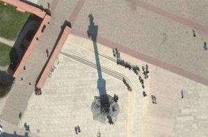 Warszawa publikuje nowy fotoplan <br /> Kolumna Zygmunta