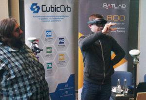Konferencja Cubic Orb: przyszłość geodezji pod znakiem rozszerzonej rzeczywistości