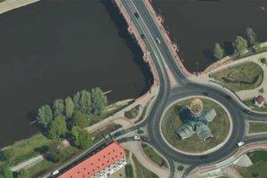 Gorzów Wielkopolski na zdjęciach ukośnych i w 3D