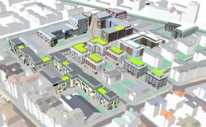 Jeszcze więcej danych 3D w poznańskim geoportalu