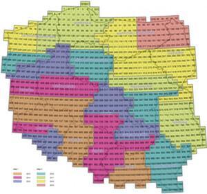 PIG kończy realizację Mapy Geośrodowiskowej Polski <br /> Harmonogram realizacji MGśP II