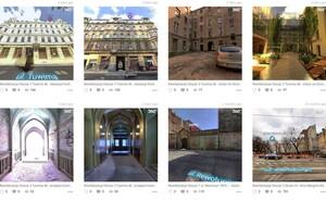 Rewitalizacja Łodzi na panoramach i danych 3D