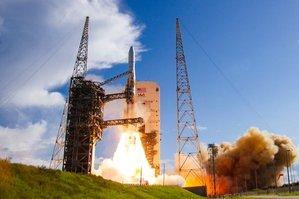 Kolejny satelita GPS III wystartował <br /> fot. ULA