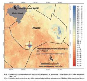 Artykuł o interferometrii radarowej nagrodzony