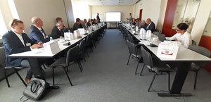 Rada geodezyjna rozpoczęła pracę