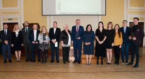 Znamy zwycięzców plebiscytu GeoAzymuty 2019  <br /> Laureaci plebiscytu i nominowani