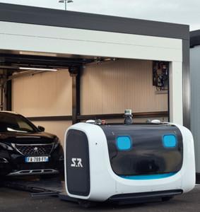 Nowoczesne technologie nawigacyjne zaparkują nam samochód <br /> fot. Stanley Robotics