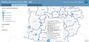 Gospodarowanie ziemią w geoportalu województwa łódzkiego