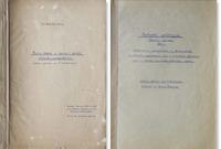 Dwa skrypty według wykładów profesora Stefana Hausbrandta
