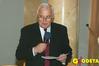 <b class=pic_title>Spotkanie prowadził Stanisław Kochański - lubelski wojewódzki inspektor nadzoru geodezyjnego i kartograficznego</b> <br /> <br /> <b class=pic_author>fot.  Jerzy Przywara</b><br /> <br />
