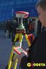 <b class=pic_title>Otóż i kolejna nowość - zestaw GPS RTK serii Leica GPS900</b> <br /> <br /> <b class=pic_author>fot.  Marek Pudło, Anna Wardziak, Jacek Smutkiewicz</b><br /> <br />