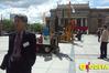 <b class=pic_title>Park maszyn wiertniczych, kafarów i sprężarek przed Pałacem Kultury i Nauki</b> <br /> <br /> <b class=pic_author>fot.  Marek Pudło</b><br /> <br />