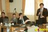 PHARE 2003. Spotkanie geodetów powiatowych, przedstawicieli ARiMR, GUGiK i firm wykonawczych w związku z przetargiem na modernizację baz danych LPIS na terenie województwa lubelskiego