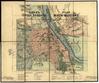 <b class=pic_title>Plany Lindleya</b> <br /> <br /> <b class=pic_description>Plan miasta Warszawy, pomiar pod kierunkiem głównego inżyniera W. H. Lindleya  skala 1:16 800, 1888 r., aktualizacja 1886 r., litografia ręcznie kolorowana</b> <br /> <br /> <b class=pic_author>fot.  Żr. Archiwum Państwowe m.st. Warszawy</b><br /> <br />