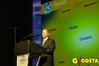 <b class=pic_title>Strategię firmy przedstawia Greg Bentley, szef firmy</b> <br /> <br /> <b class=pic_author>fot.  Jerzy Przywara</b><br /> <br />