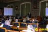 <b class=pic_title>Otwarcie konferencji. Przemawia Kazimierz Bujakowski, wiceprezydent Krakowa</b> <br /> <br /> <b class=pic_author>fot.  Jerzy Przywara</b><br /> <br />