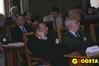 <b class=pic_title>Janusz Dygaszewicz (GUGiK) z lewej i prof. Jerzy Gaździcki (PTIP)</b> <br /> <br /> <b class=pic_author>fot.  Jerzy Przywara</b><br /> <br />