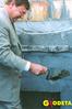 <b class=pic_title>Rektor Politechniki Warszawskiej prof. Jerzy Woźnicki w nietypowej dla siebie roli</b> <br /> <br /> <b class=pic_author>fot.  Anna Wardziak</b><br /> <br />