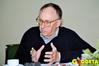 <b class=pic_title>Na warszawskiej konferencji po raz pierwszy pokazaliśmy publicznie coś, co się nazywa ArcGIS Explorer, czyli wyszukiwarkę do ściągania danych z serwera i korzystania z usług GIS-owych w sieci zarówno przez obywateli, jak i fachowców z różnych dziedzin</b> <br /> <br /> <b class=pic_author>fot.  Marek Pudło</b><br /> <br />