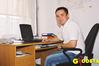 <b class=pic_title>Bez komputera ani rusz!</b> <br /> <br /> <b class=pic_author>fot.  Marek Pudło</b><br /> <br />