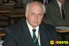 <b class=pic_title>Profesor Hans Knoop z Niemiec, ekspert Unii Europejskiej ds. katastru</b> <br /> <br /> <b class=pic_author>fot.  Jerzy Przywara</b><br /> <br />