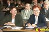 <b class=pic_title>WINGiK-czki, czyli wojewódzkie inspektorki nadzoru geodezyjnego ikartograficznego:zlewej Lidia Danielska (Wielkopolska),zprawej Zofia Puchala-Wysocka(Dolny Śląsk)</b> <br /> <br /> <b class=pic_author>fot.  Jerzy Przywara</b><br /> <br />