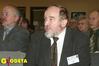 <b class=pic_title>prof. Józef Oleński z Uniwersytetu Warszawskiego</b> <br /> <br /> <b class=pic_author>fot.  Jerzy Przywara</b><br /> <br />