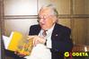 <b class=pic_title>Spotkanie z dr. Jerzym Zarzyckim, światowej sławy fotogrametrą</b> <br /> <br /> <b class=pic_author>fot.  Anna Wardziak</b><br /> <br />