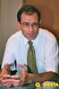 <b class=pic_title>Prezydent Gliwic Zygmunt Frankiewicz: Dzięki mapie numerycznej poziom obsługi administracyjnej klienta jest bardzo wysoki, w badaniach opinii publicznej mamy 80% dobrych ocen</b> <br /> <br /> <b class=pic_author>fot.  Jerzy Przywara</b><br /> <br />