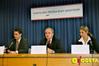 Konferencja prasowa głównego geodety kraju